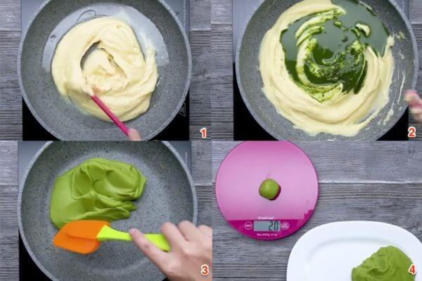 Làm nhân bánh trung thu lạnh – cách làm bánh trung thu lạnh
