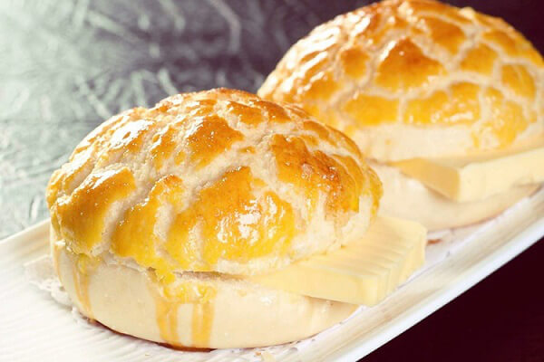 Cách làm bánh bao sữa dứa hấp