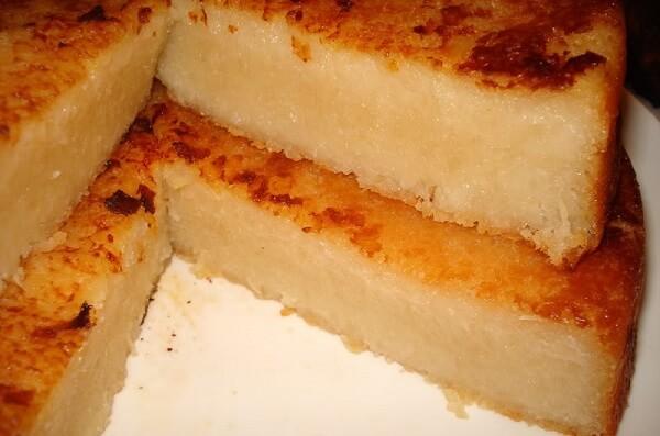 Cách làm bánh khoai mì món ăn ngon đơn giản dễ làm