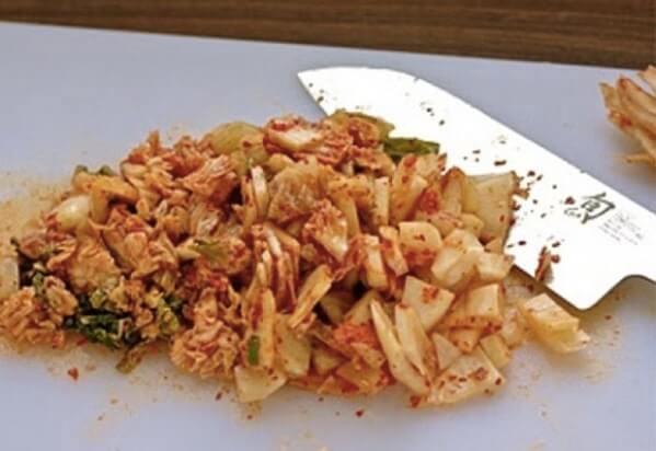 Thái kim chi – cách nấu canh kim chi