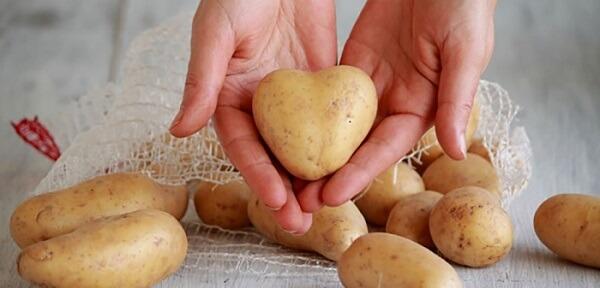 Mặt nạ khoai tây và công dụng làm đẹp da bất ngờ