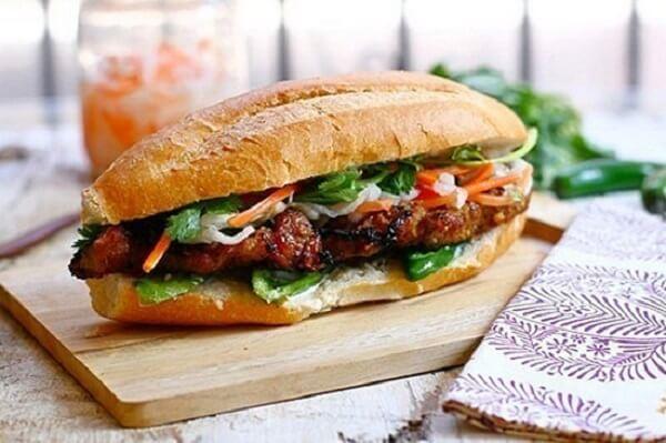 Cách làm nước sốt ăn với bánh mì thịt nướng