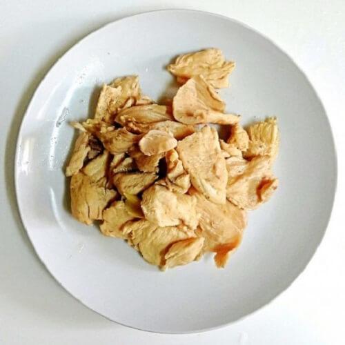 6 cách làm thịt chà bông heo, chà bông gà ngon mà không tốn sức tại nhà cho bé 1