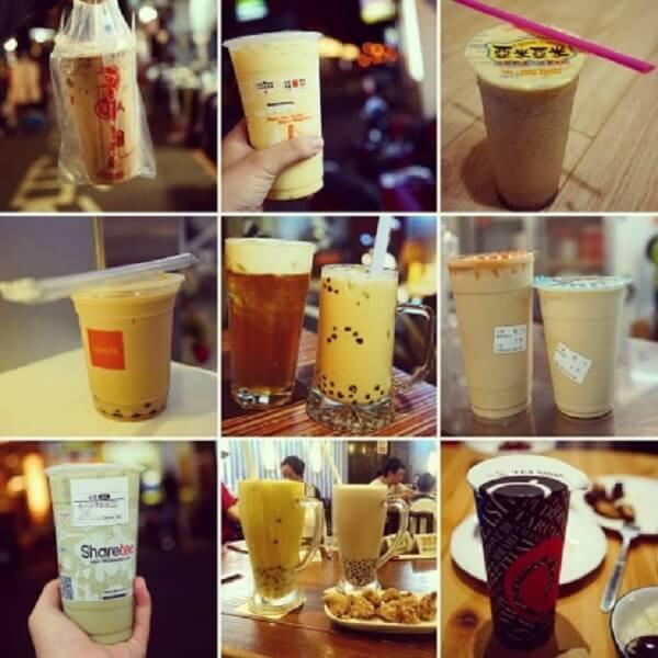 Uống trà sữa thái có béo không, Sự thật về lợi ích của việc uống trà sữa