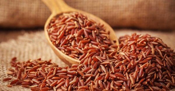 Gạo lứt - <strong>cách nấu cơm gạo lứt</strong> bằng nồi cơm điện