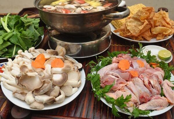 Cách nấu lẩu gà ngon tuyệt cú cho ngày đông lạnh – cach nau lau ga