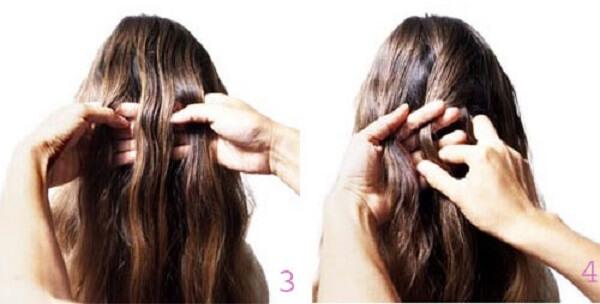 4 cách tết tóc đơn giản mà đẹp: tết tóc xương cá, tóc đuôi ngựa, tóc đuôi sam cho bé gái 1