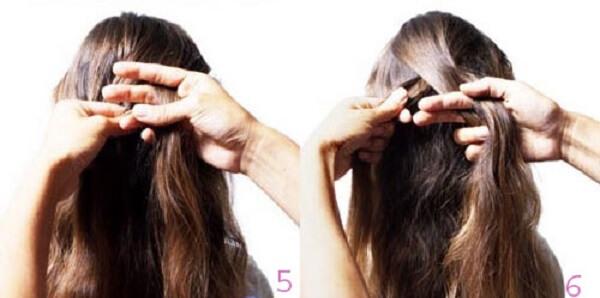 4 cách tết tóc đơn giản mà đẹp: tết tóc xương cá, tóc đuôi ngựa, tóc đuôi sam cho bé gái 2
