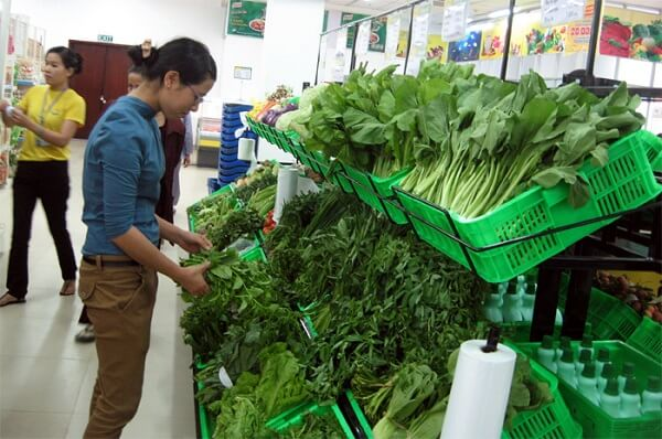 Cửa hàng Rau cười Việt Nhật