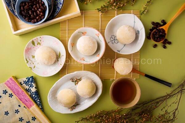 12 loại bánh Mochi truyền thống của Nhật Bản nổi tiếng Thế Giới