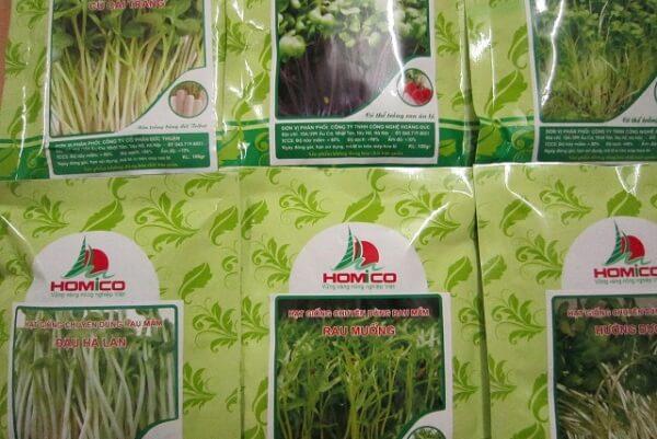 Cửa hàng Hạt giống rau sạch Minh Châu - 7 địa chỉ mua hạt giống rau mầm sạch Tphcm, mua ở đâu tốt, uy tín và an toàn hàng đầu tại Tphcm