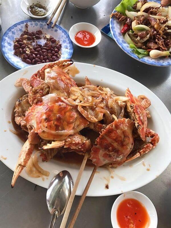Vựa hải sản Thanh Phát số 334 Trần Phú, phường 5, thành phố Vũng Tàu