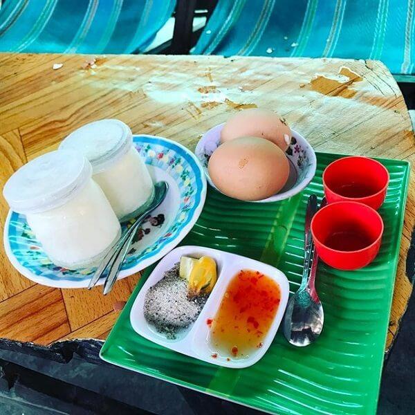Sữa Chua Cô Tiên.