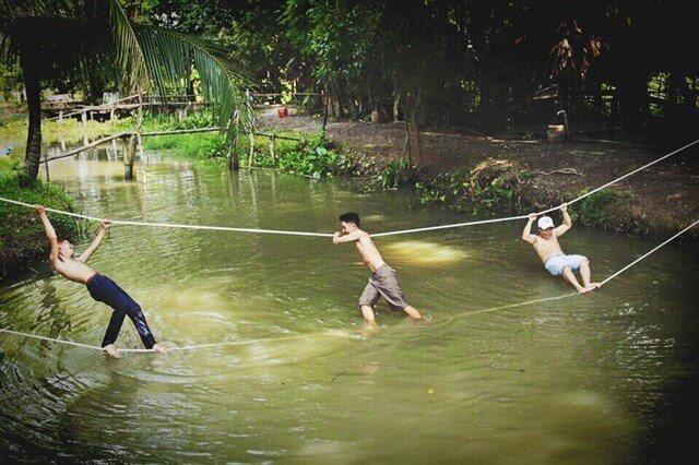 8 khu du lịch gần Sài Gòn 2 ngày 1 đêm cho cặp đôi, phượt khu du lịch sinh thái gần Tphcm 2