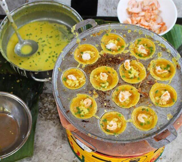 Nhiều món ăn đặc trưng của Nam bộ