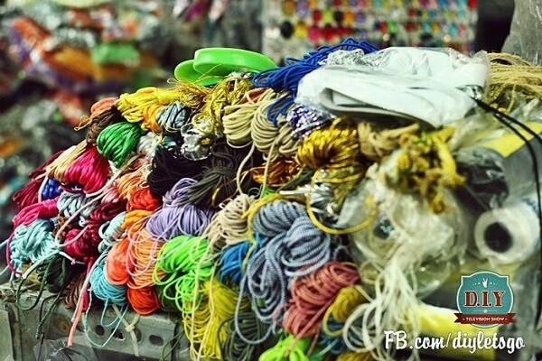 Những sợi dây phụ kiện xinh xắn đáng yêu
