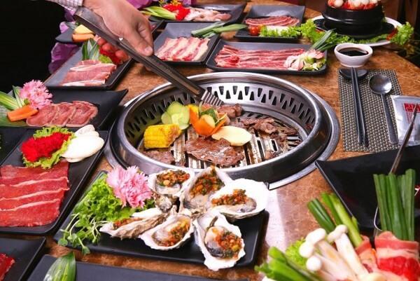 Faifo Grill & Buffet Restaurant- quán nướng ngon ở đà lạt