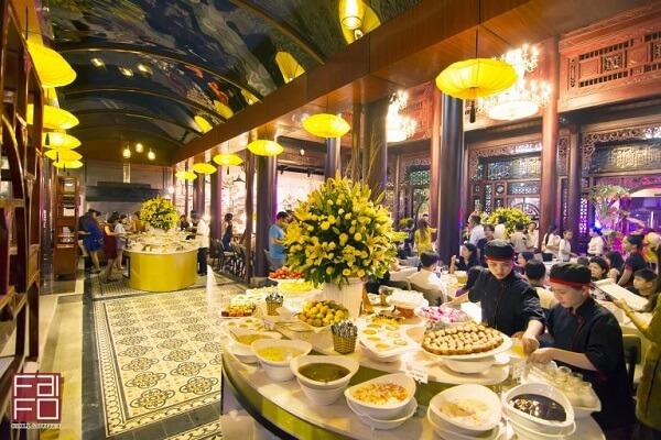 Faifo Grill & Buffet Restaurant - quán nướng ngon ở đà lạt2
