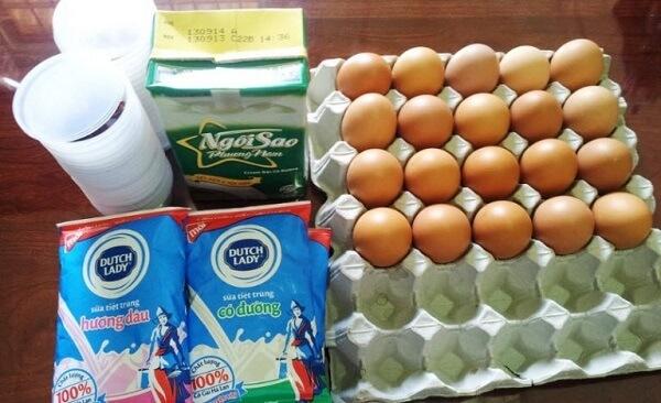 Cách làm bánh flan không bị tanh mùi trứng 1