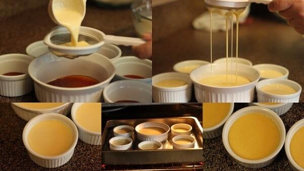Cách làm bánh flan mềm mịn 1