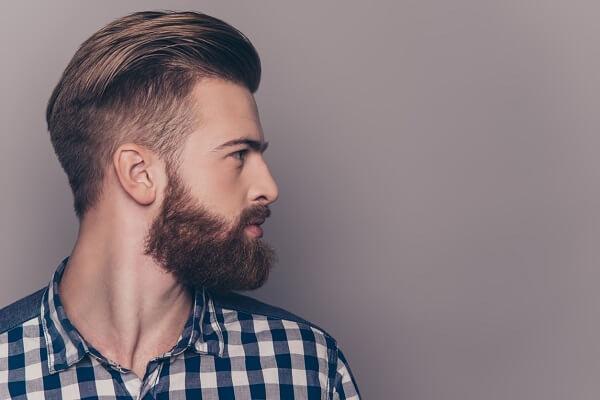 10+ kiểu tóc hợp với mặt tròn cho nam, nam mặt tròn trán dồ trán cao nên để tóc gì phù hợp?