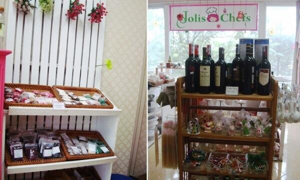 Cửa hàng Jolis Chefs