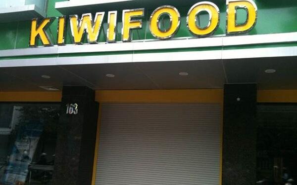 Cửa hàng Kiwi Food.