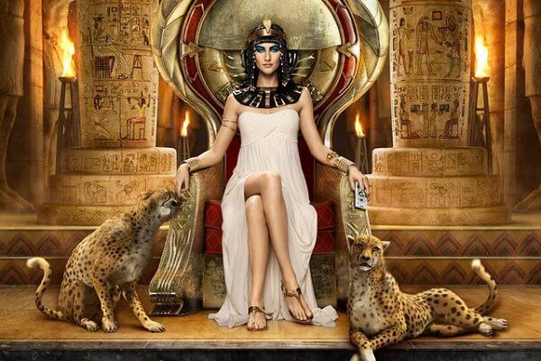 Nữ hoàng Cleopatra. Ảnh minh họa