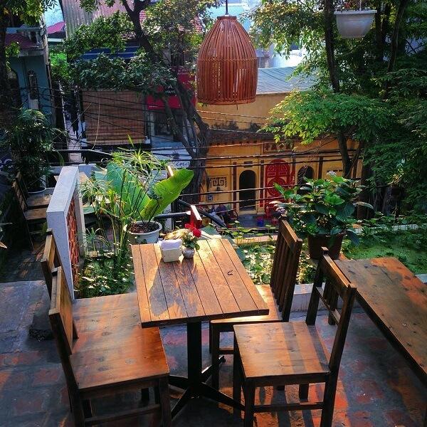 Lutulata - Cafe mang âm hưởng thời phong kiến