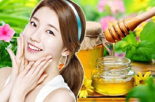 Mật ong có tác dụng như thế nào đối với làn da, làm đẹp