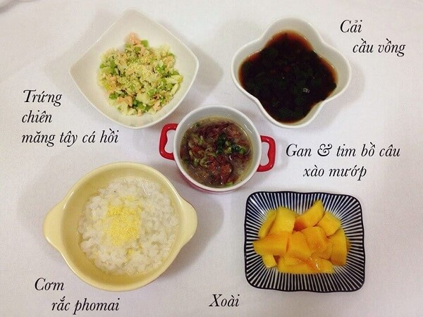 Kết hợp ăn dặm kiểu Nhật và BLW tạo cho bé niềm vui ăn uống - 3