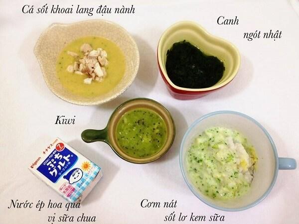 Kết hợp ăn dặm kiểu Nhật và BLW tạo cho bé niềm vui ăn uống - 8