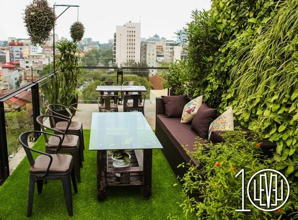 Terrace café - 1