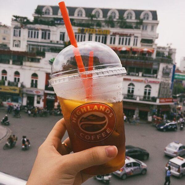 Highlands Coffee - Hàm Cá Mập 2