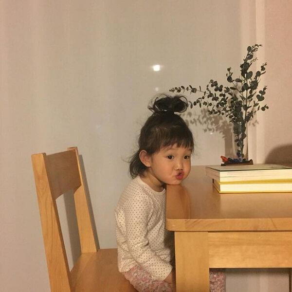 Các kiểu tóc ngắn dành cho bé gái3