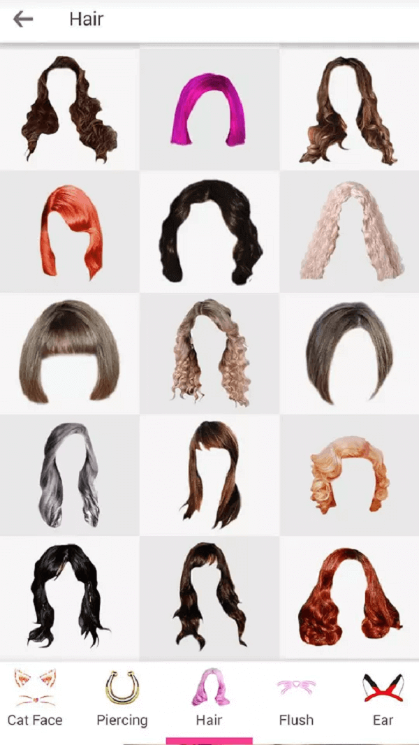 Ghép tóc nghệ thuật Thucnd