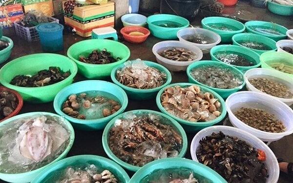 Vựa hải sản Thành Hưng