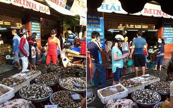 Vựa hải sản Minh Hải