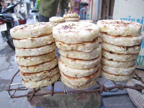 cách làm bánh sắn nướng 4