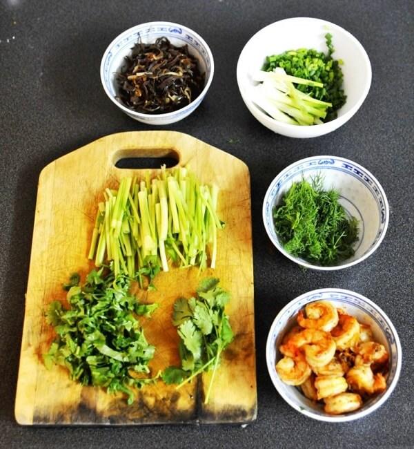 Cách nấu bún sườn chua 2