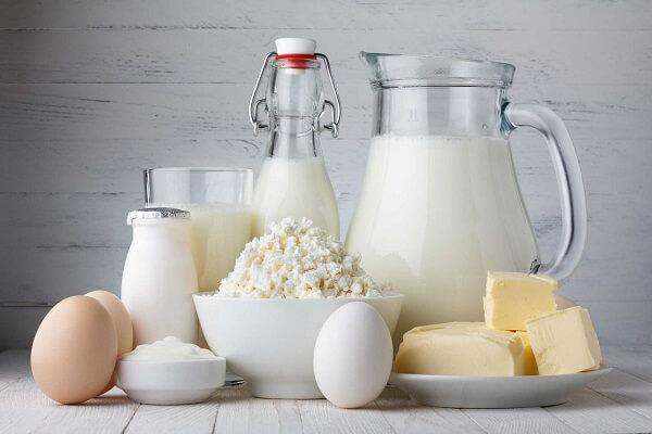 Sữa tươi giúp giảm cân hiệu quả