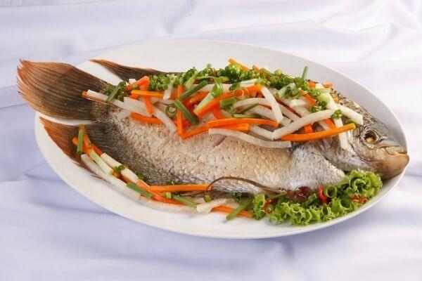 Cá hấp với gì ngon nhất - Tổng hợp cách làm cá hấp bia, hấp gừng sả ngon không tanh