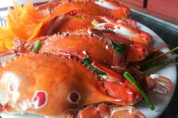 Cách luộc cua biển ngon không bị rụng chân, luộc cua bao nhiêu phút thì chín