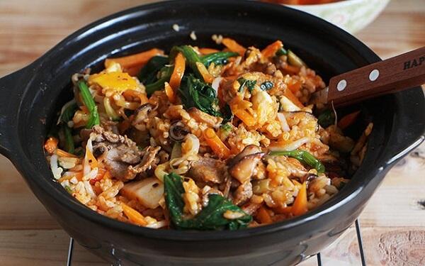 3 cách làm cơm trộn Hàn Quốc đơn giản nhất, làm cơm trộn Bimbimbap theo kiểu Việt Nam
