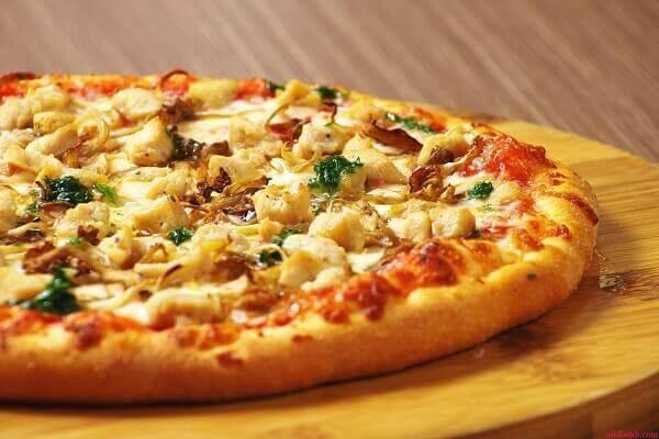 Vậy là chúng ta đã cùng nhau hoàn thành những chiếc bánh pizza thơm ngon