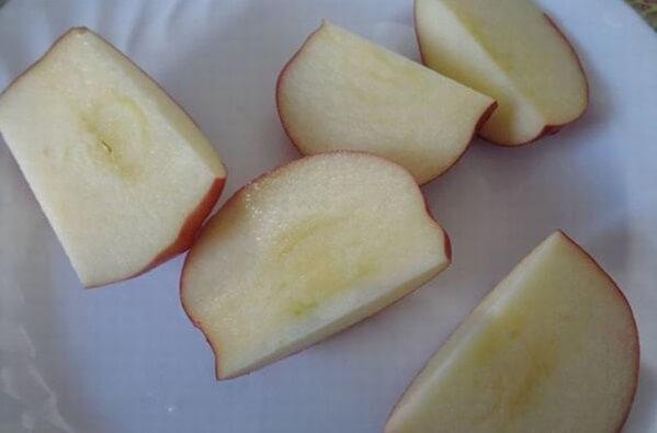 Bổ táo – cách làm sữa bắp ngon