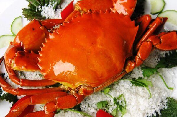 Cách luộc và hấp cua biển không bị rụng chân