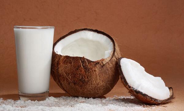 Nước cốt dừa – cach nau che dau do