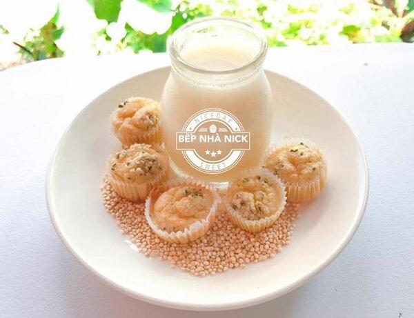 12 loại sữa hạt tại nhà cho con uống thích mê 3