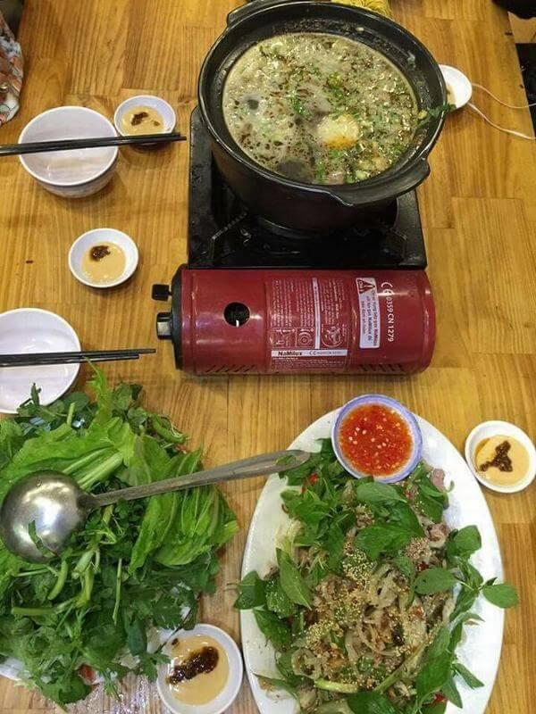 Lẩu Bò Hạnh.